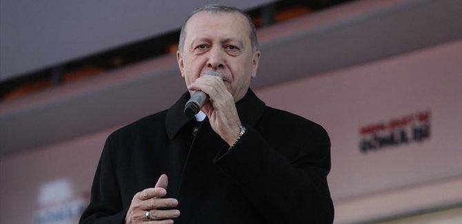 Erdoğan: Suriye'de sıkıntı bize büyük maliyetler getirir
