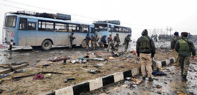 Hindistan ve Pakistan arasında kriz