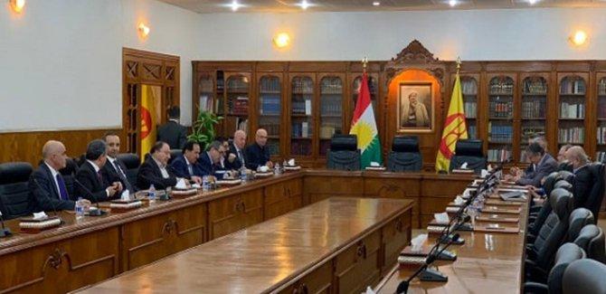 KDP ile Goran'dan 4 yıllık anlaşma