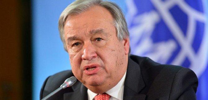 BM'den İsrail'e: Filistin'de insani yardım çalışmalarını engellemeyin