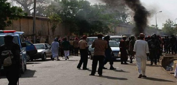 Boko Haram'dan camiye saldırı