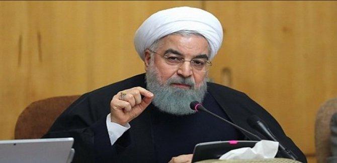Ruhani'den 'intikam' açıklaması