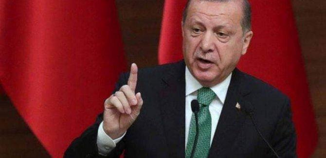 Erdogan: Em qebul nakin navçeya aram bo parastina PKKê were pêkanîn