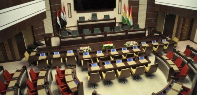 Kürdistan Parlamentosu bugün toplanıyor