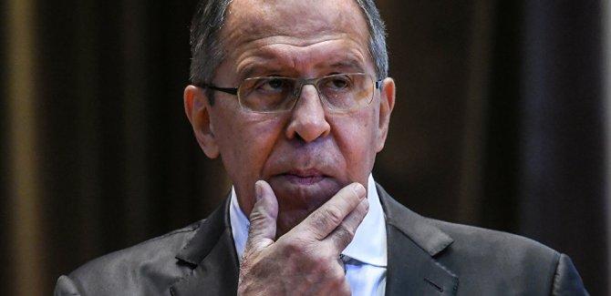 Lavrov: ABD'nin Fırat'ın doğusunda yol açtığı sorunları çözmek kolay olmayacak