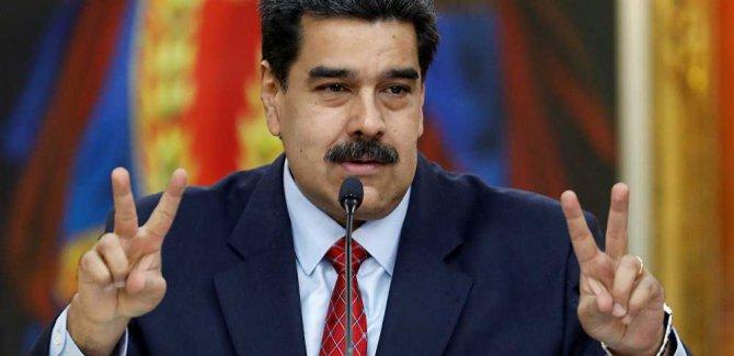 Maduro'dan Trump'a Yanıt