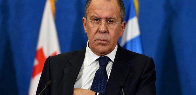 Lavrov: Amerîka hewla avakirina dewletekê li rojhilatê Firatê dide