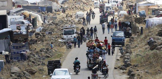 BM: 200 aile DAİŞ'in elindeki son bölgede sıkıştı