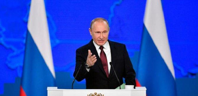 Putin'den ABD'ye rest: Hedef alırız