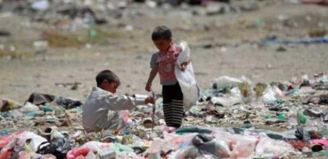 Yemen'de Açlık, Sefalet Ve Sağlık Sorunları Hat Safhada