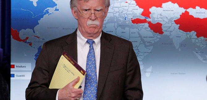 Bolton: Nikaragua Devlet Başkanı'nın günleri sayılı