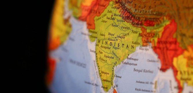 Hindistan Pakistan arasında su krizi
