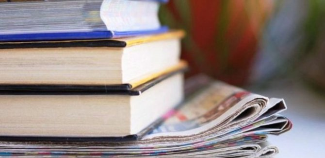 Kitaplarda ve süreli yayınlarda KDV'yi sıfırlayan teklif yasalaştı