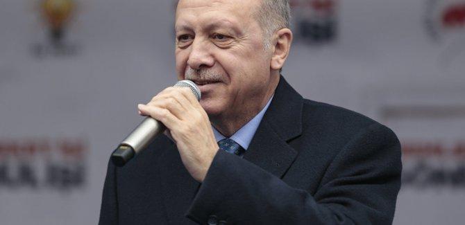 Erdoğan'dan İdlib için çağrı