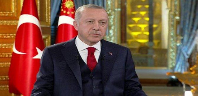 Erdoğan: PYD/YPG'nin engellenmesi lazım
