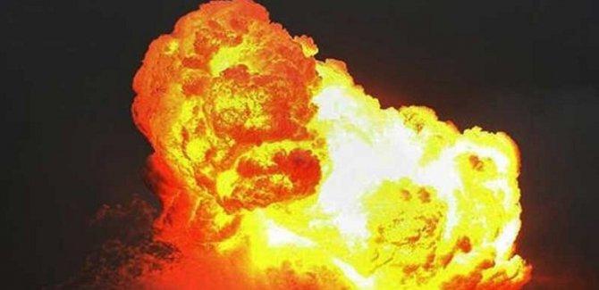 Suriye'de patlama: Çok sayıda ölü ve yaralı var