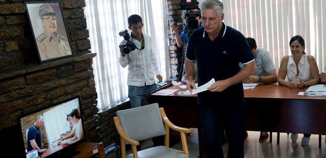 Küba: Venezüella üzerinden kıtanın itibarıyla oynanıyor