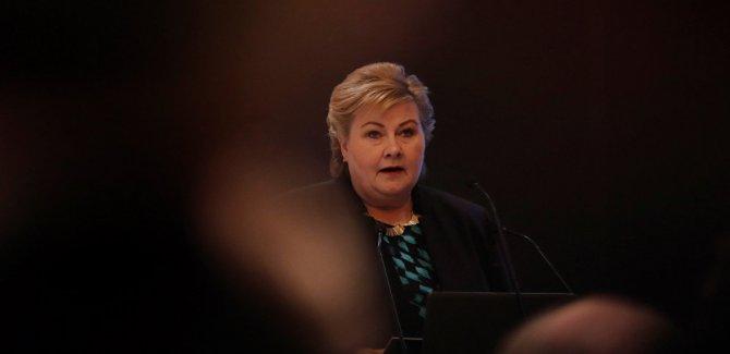 Norveç Başbakanı'ndan göçmenlere: Dil öğrenmezseniz sosyal yardım yok