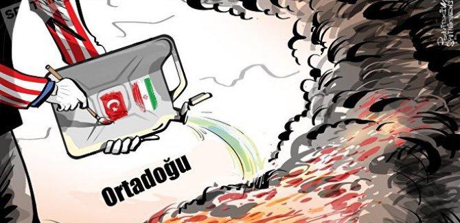 'Türkiye ve İran, bölgedeki krizleri körüklüyor'