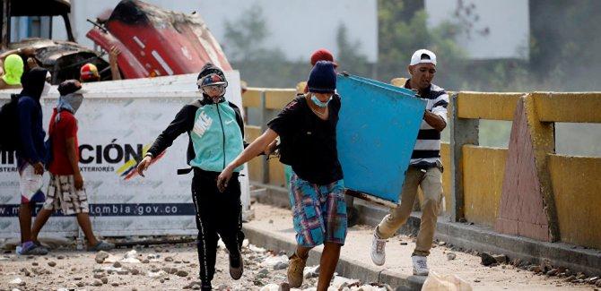Venezüella: Muhalefet, sınırdaki sivilleri öldürmeyi planladı