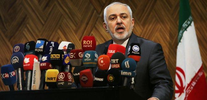Zarif: İstifam Dışişleri Bakanlığının itibarını korumak içindir