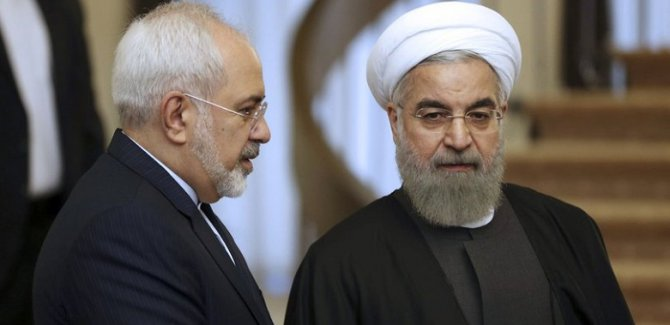 Ruhani, Zarif'in istifasını kabul etmedi