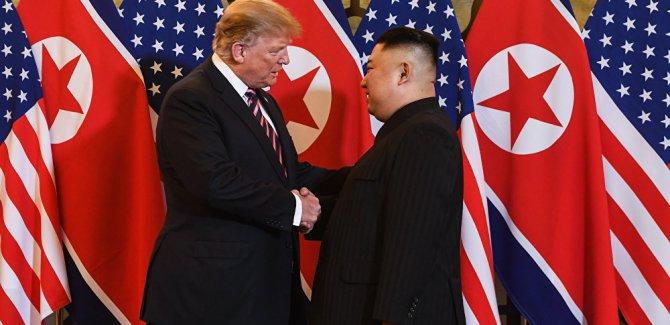 Vietnam'daki Kuzey Kore- ABD zirvesinden sonuç çıkmadı