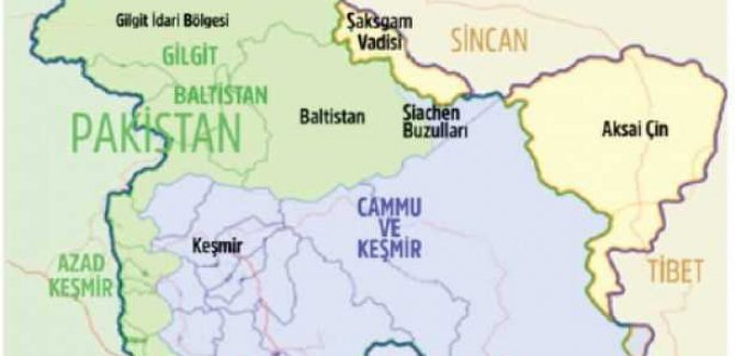 Keşmir'de ABD-NATO Planı Yürürlükte