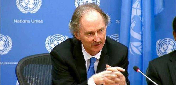 BM: Golan Suriye'ye Aittir