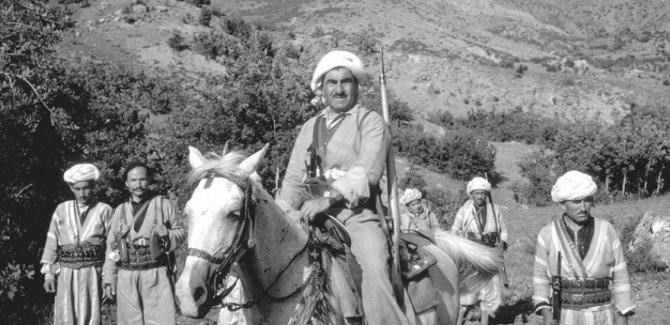 Molla Mustafa Barzani 40'ıncı ölüm yıldönümünde anıldı