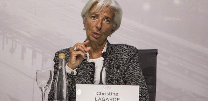 IMF Başkanı: Küresel ekonomi beklenenden hızlı yavaşlıyor