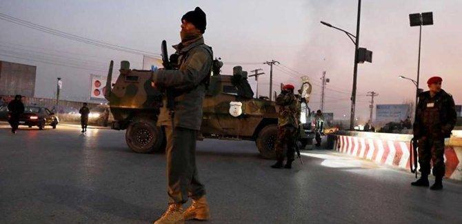 ABD-Afgan Ortak Askeri Üssüne Saldırı