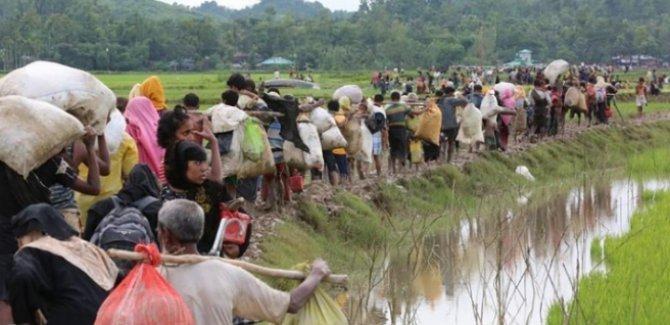BM'den Bangladeş'e çağrı: Kapılarınızı kapatmayın