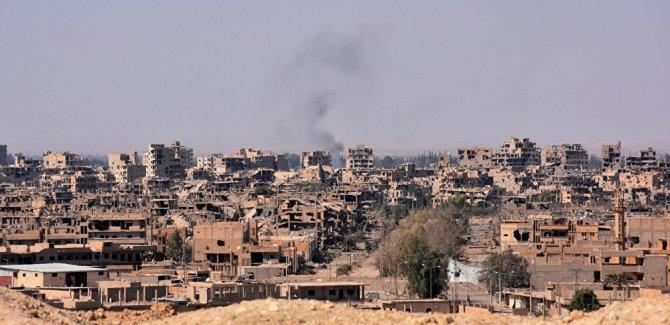 Suriye'den ABD'ye beyaz fosfor kullanma suçlaması
