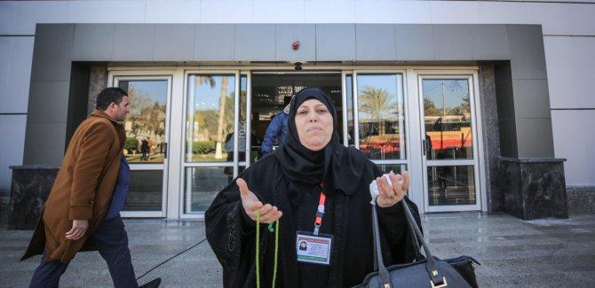Gazze'nin Umre Yasağı Nihayet Kalktı