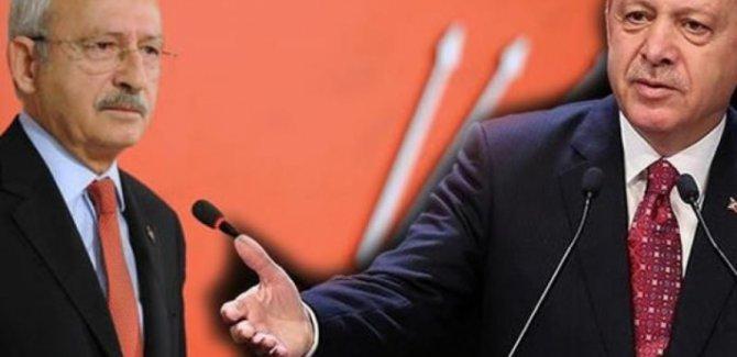 Erdogan bo Kiliçdaroglu: Kemal Beg tu alîgirê Qendîlê yî