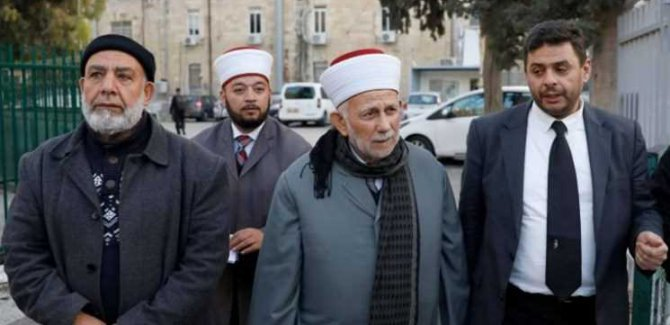 Ürdün: Siyonist Rejim Mescid-i el-Aksa'yı Hedef Alıyor