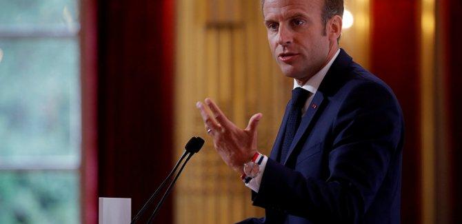 Macron'dan 'Avrupa Rönesansı' çağrısı