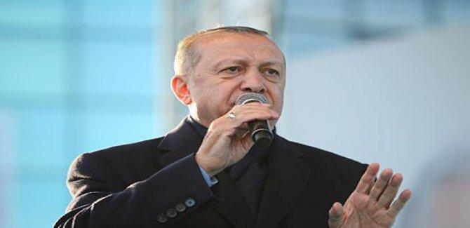 Erdoğan: Bu adam Kürt bile değil