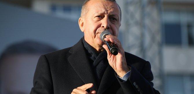 Erdoğan: Türkiye'de devşirme muhalefet sorunu var