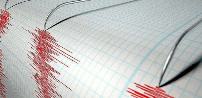 Akdeniz'de peş peşe 3 deprem