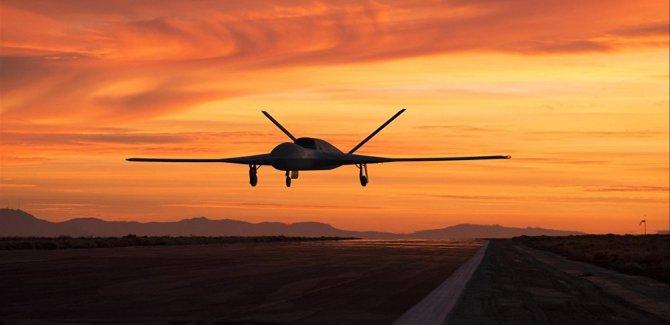 'ABD, Suriye üzerinde gizlice saldırı drone'ları kullanıyor'