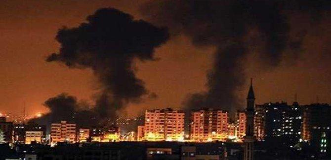 Filistin'den İsrail'e Füze Saldırısı