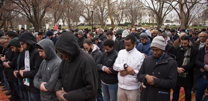 'ABD'de en fazla Müslümanlar ayrımcılığa uğruyor'