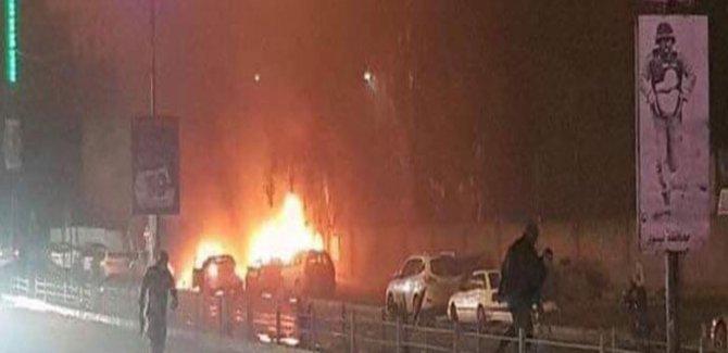 Musul'da bombalı saldırı!