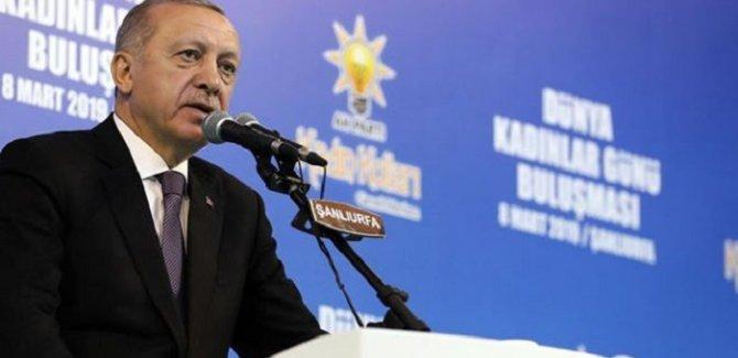 Erdoğan: Aile yapımızı sarsmaya yönelik saldırılar altındayız