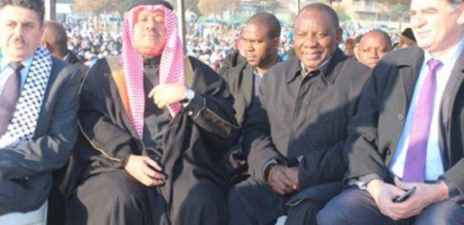 Güney Afrika'dan İsrail'e Filistin tepkisi