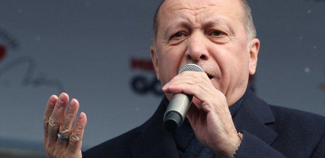 Erdoğan: S-400 konusunun ne NATO'yla ne F-35'lerle alakası yok