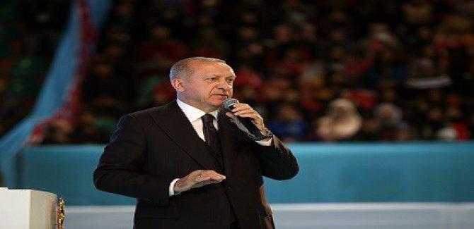 Erdoğan: Diyarbakır'ı daha iyi hizmetlerle buluşturacağız
