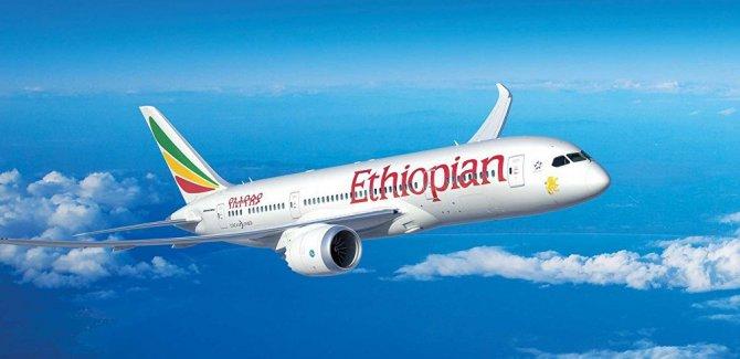 Etiyopya Hava Yolları uçağı, içindeki 157 kişiyle düştü